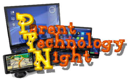Watch the recording of Our Parent Tech Night