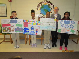 Vaughan Students Win Soil and Water Conservation Poster Contest