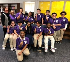 .Warren County Middle School Wins District-Wide Battle of the Books Competition