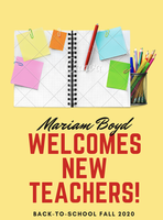 Mariam Boyd Welcomes New Staff Members