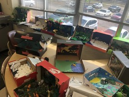 5th Grade Ecosystems Inquiry Projects