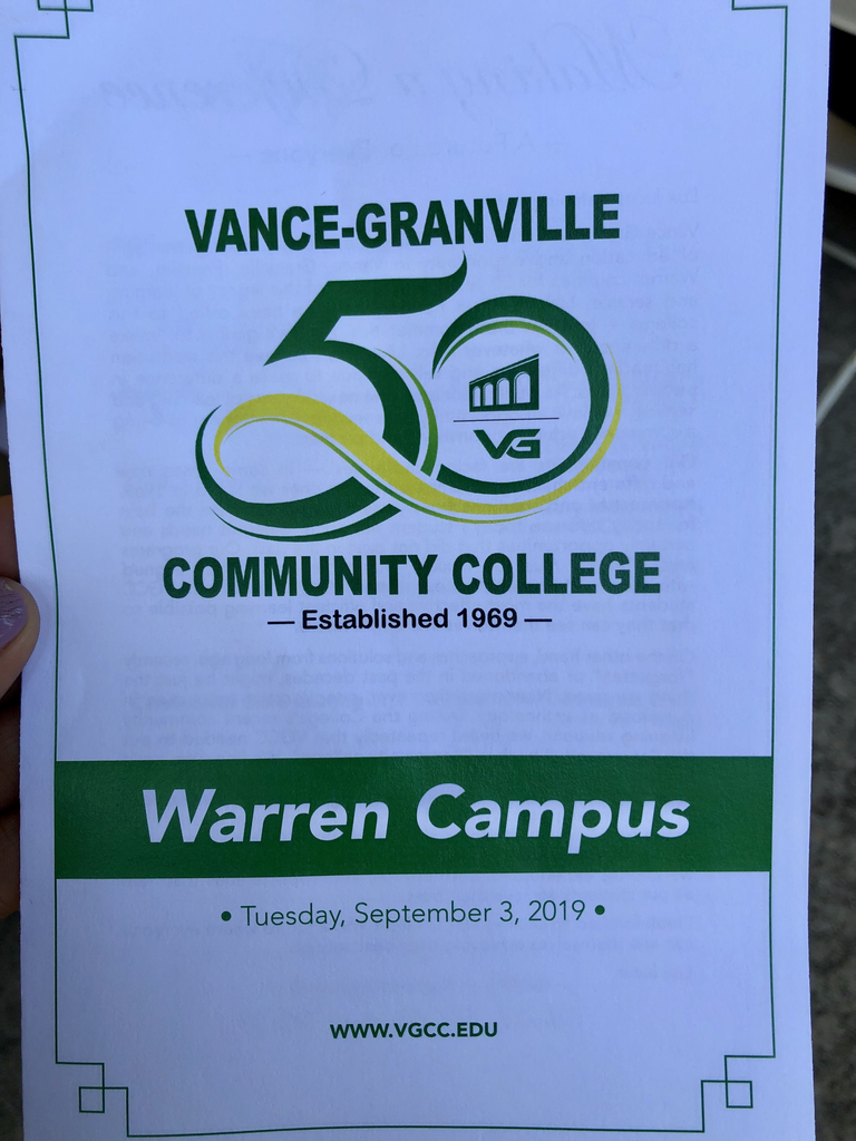 VGCC's 50th Anniversary Celebration!