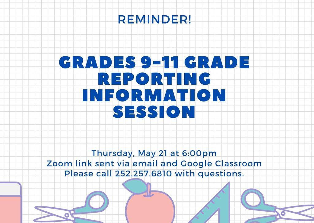 Grading Information Session